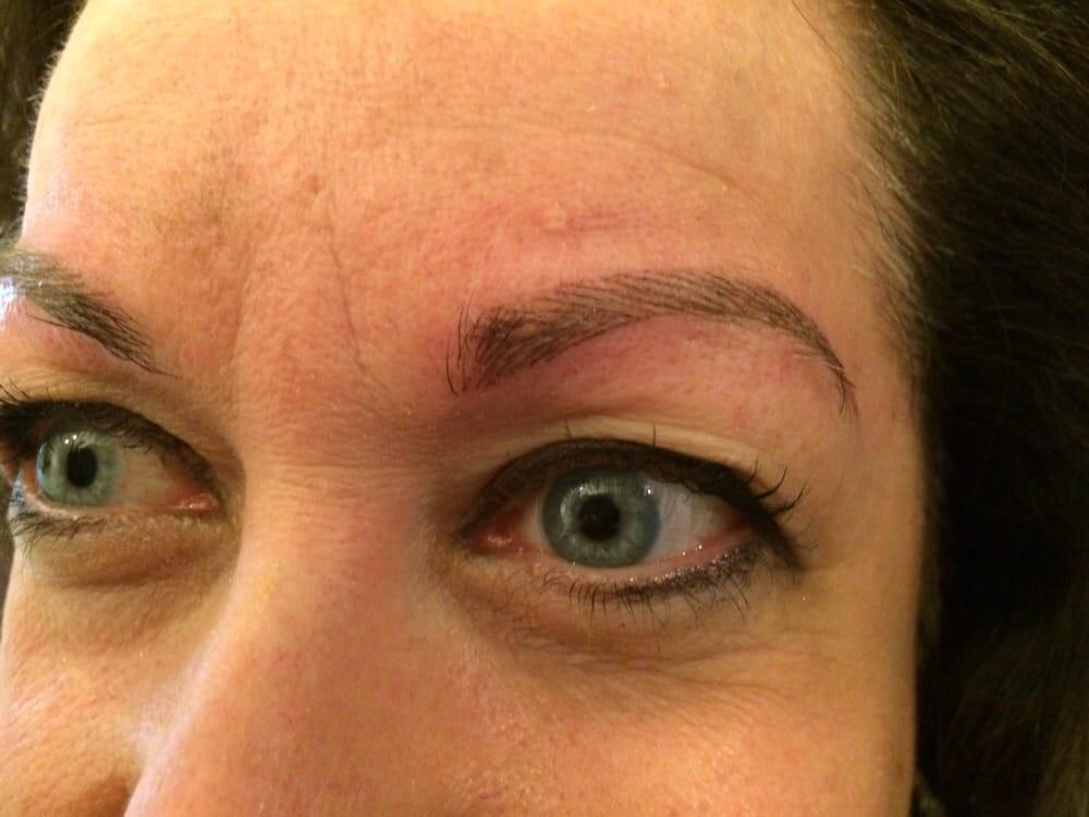 3d eyebrow tattoo by monica quach yelp for 3d eyebrow tattoo near me