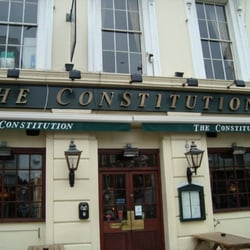 The Constitution, London
