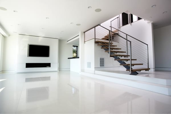 modern white floor tile yelp