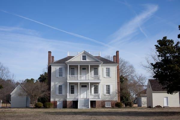 Hope Plantation Landmarks Amp Historical Buildings