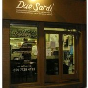 Due Sardi, London