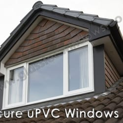 Secure UPVC WIndows