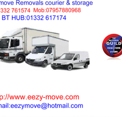 eezymove removals & storage, Derby
