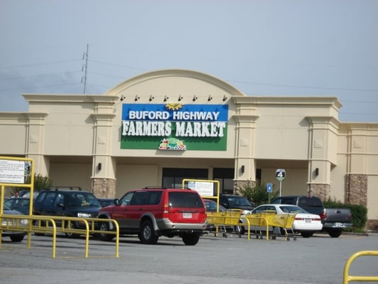 Buford highway atlanta asian markets
