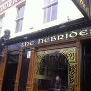 Hebrides Bar, Edinburgh
