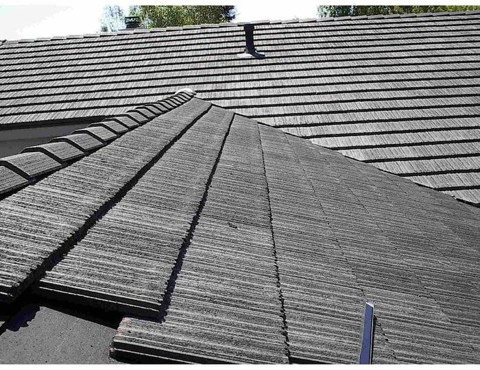 Orange County Concrete Tile Roofing Repair Monier