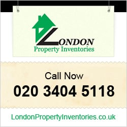 London Property Inventories, London