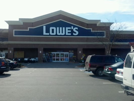 Lowe S Home Improvement Warehouse Stores University City