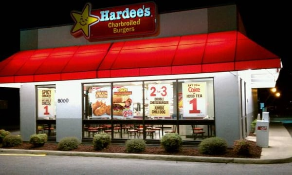hardees raleigh nc vereinigte staaten yelp. Black Bedroom Furniture Sets. Home Design Ideas