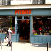 Pylones Boutique, Paris, France