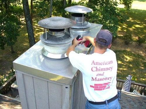 Chimney Cap Installation Yelp