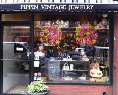 Pippin vintage jewelry chelsea new york ny yelp for Antique jewelry stores nyc