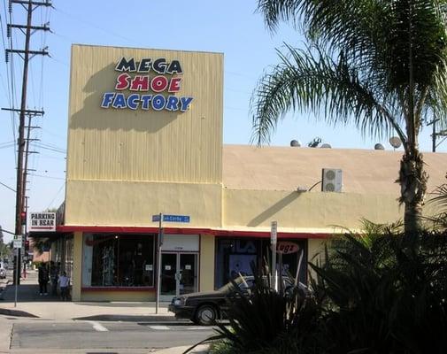 Mega Shoe Store Norwalk Ca
