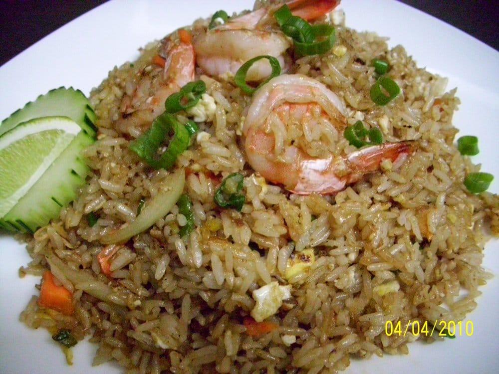 Thai Fried Rice | Yelp