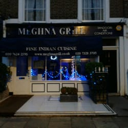 Meghna Grill, London