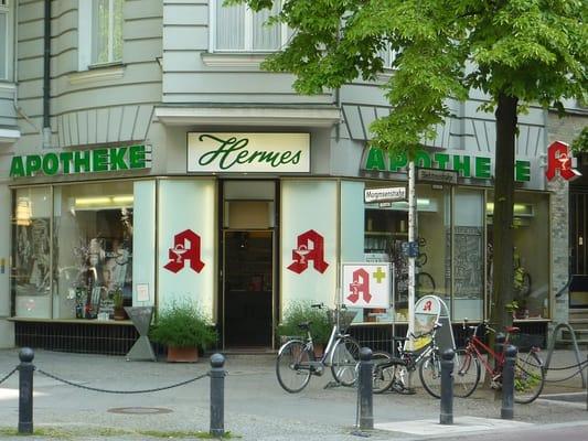 hermes apotheke pharmacy wilmersdorf yelp. Black Bedroom Furniture Sets. Home Design Ideas