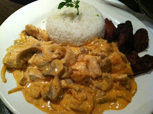 Chicken stroganoff | Yelp