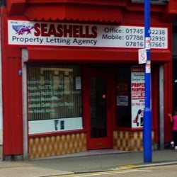 Seashells Property Letting Agency, Rhyl, Denbighshire