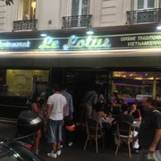 Le Lotus, Paris