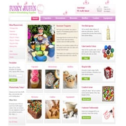 Funky Muffin, Woking, Surrey