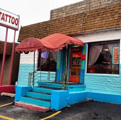 Pair o dice tattoo tattoo tulsa ok yelp for Tulsa tattoo shops