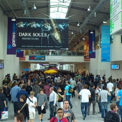 Gamescom, Cologne, Nordrhein-Westfalen, Germany