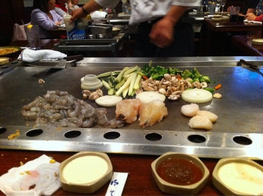 Kimura japanese steak seafood 52 reviews yelp for Steak and fish restaurants near me