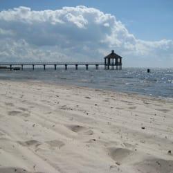 Lake Pontchartrain Beach Fontainebleau State Park Mandeville La