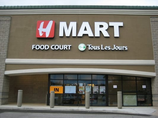the asian inspired supermarket h mart will be moving into