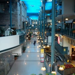 City square shopping centre vancouver bc canada