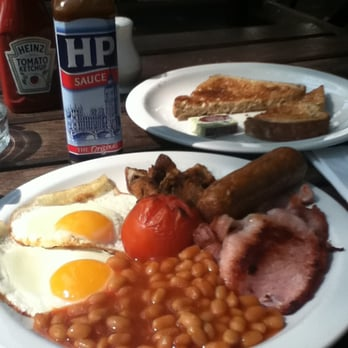 English Breakfast...very very tasty!