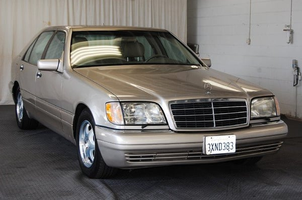 1998 mercedes benz s420 131k 6 200 yelp for Mercedes benz s420
