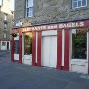 Elephants & Bagels, Edinburgh
