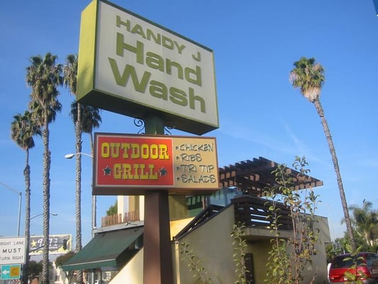 Handy J Car Wash Culver City Los Angeles Ca Yelp
