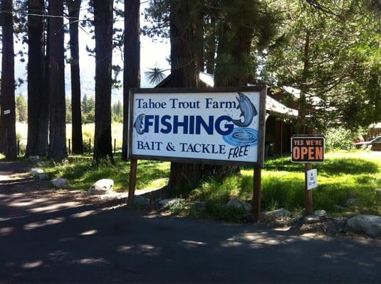 Tahoe trout farm south lake tahoe ca usa yelp for South lake tahoe fishing charters