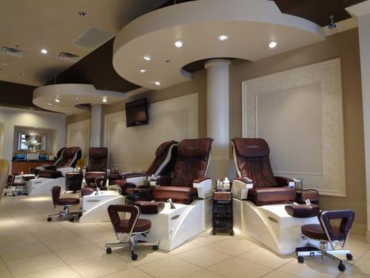 La belle nail spa nail salons yelp for 24 nail salon las vegas