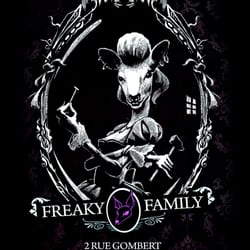 Freaky Family, Lille, France