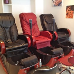 Luxury SPA Pedicure Massage Chairs ..x..