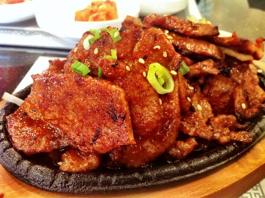 Spicy BBQ Pork Bulgogi | Yelp