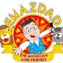 Emazdad The Magician, Childrens Entertainer