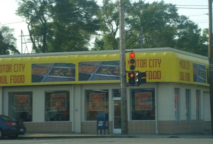 Motor City Soul Food Near Me