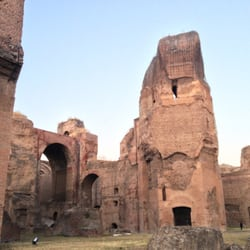 Baths at Caracalla