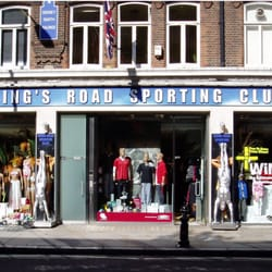King's Road Sporting Club, London, UK