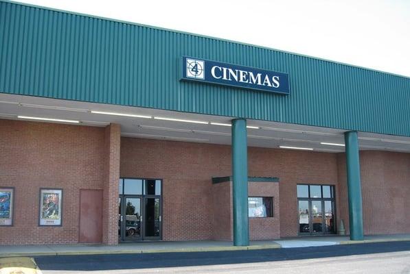 Movie theatre in manassas va