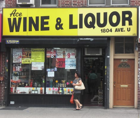 Ace wine amp liquor store beer wine amp spirits brooklyn ny yelp