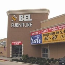 Bel Furniture Home Decor Spring Branch Houston Tx
