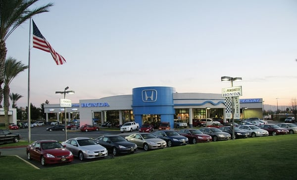 penske honda of ontario 152 reviews yelp