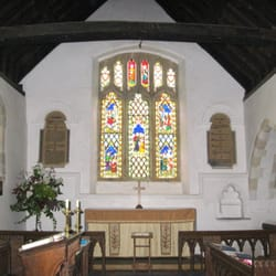 Church of St Peter, Rodmell, Lewes, East Sussex