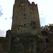 Beautiful Blarney Castle! Yeah, we kissed the glorious stone!!