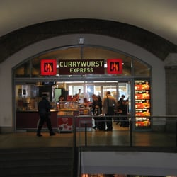 Currywurst Express, Berlin